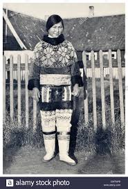 1925 inuit thule eskimo at sisimiut formerly holsteinsborg