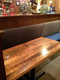 best wood for table top 27 best reclaimed wood restaurant table tops images on pinterest