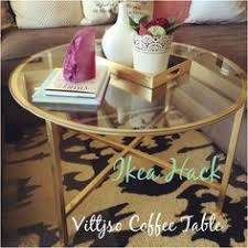 ikea hacks coffee table 30 home decor items you need before you re 30 spray painting