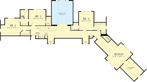 Floor Plans For Mountain Homes Mountain Home Plan Ideal For Acreage 69511am Architectural