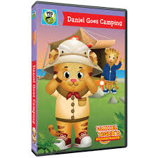 daniel tiger u0027s neighborhood daniel goes camping dvd shop pbs org