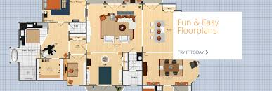 Easy Floor Plan Creator by Home Design Planner Decor 3d Floor Plan Design Interactive Simple