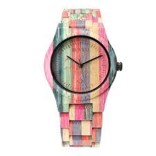 cadeau en bois pour femme achetez en gros bewell montre en ligne à des grossistes bewell