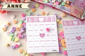 valentines bingo printable bingo