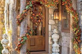 47 Easy Fall Decorating Ideas 10 victorian decor country autumn 85 pretty autumn porch dcor