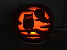 owl pumpkin templates easy best pumpkin 2017