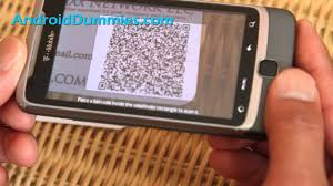 read qr code with your android phone tablet youtube