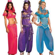 Genie Costumes Halloween Genie Costume Ebay