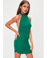 backless dresses women u0027s designer backless dresses lyst