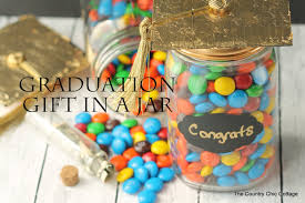 graduation gift for graduation gift in a jar