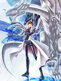 blue eyes white dragon kaiba seto page 2 zerochan anime image