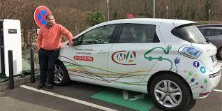 chambre des metiers dax un véhicule électrique pour la chambre de métiers sud ouest fr