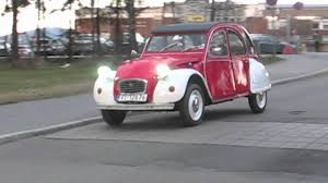 citroen electric citroën 2cv electric car youtube