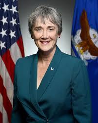 Who Is A Professional Secretary Heather Wilson U003e U S Air Force U003e Biography Display