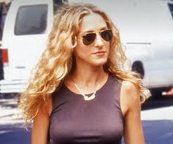 Carrie Necklace Gold Carrie Bradshaw U0027s Date Dressing Tips Carrie Bradshaw Dressings