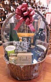 wine and cheese baskets cork cracker gift baskets