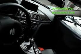 Bmw 1 Series 2012 Interior Malaysia Motoring News 2012 Bmw F30 3 Series Interior Spyshots