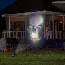halloween light display projector this light show projector is great for your spooky outdoor halloween