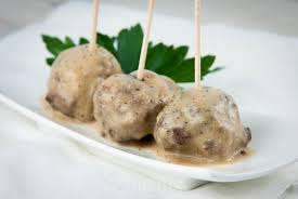 swedish meatballs for clean eating cocktail party
