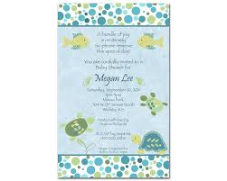 turtle baby shower turtle baby shower invitations template best template collection
