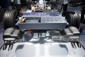 etc audi iaa 2017 in frankfurt e battery of an audi car pictures getty