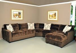 chocolate sectional sofa nobel chocolate fabric modern 4pc sectional sofa