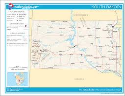 Sd Map File Map Of South Dakota Na Png Wikimedia Commons