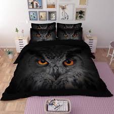 owl bedding ebay