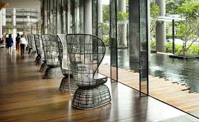 Hotel Interior Design Singapore Breathtaking Green Hotel In Singapore Showcases Sustainable