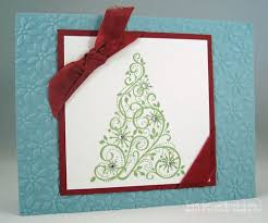 handmade christmas cards handmade christmas cards ink it up with card