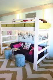 girls room in franklin tennessee by cke interior design