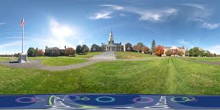Colby College Campus Map Colby College Ecampustours