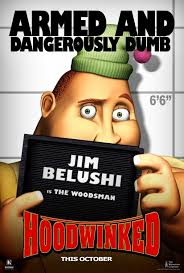 The Woodsman Company Amazon Com Hoodwinked Original Movie Poster 27x40 Ds Jim