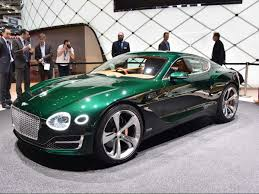 bentley suv bentley might make small electric suv business insider