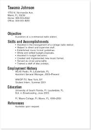 sample resume for college admission college admission resume