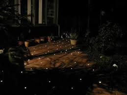 Patio Lights Uk Fibre Optic Deck And Patio Lighting