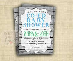 baby shower coed extraordinary coed baby shower invitations as an ideas about