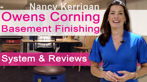owens corning basement finishing system and reviews youtube