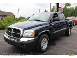 dodge dakota crew cab 4x4 for sale 2005 dodge dakota slt cab 4x4 in patriot blue pearl 243616