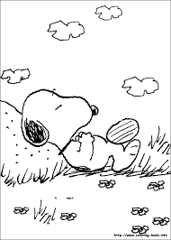 link 43 peanuts coloring pages vintage coloring pages