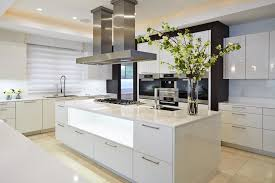 cuisines avec ilot central modele de cuisine avec ilot central idées décoration intérieure