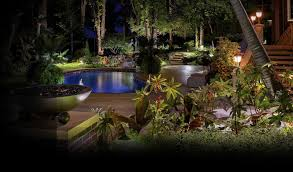 Landscape Lighting Installation Guide Outdoor Do It Yourself Landscape Design Installing Outdoor