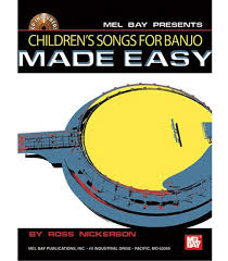 children s book for the banjo direct from the author