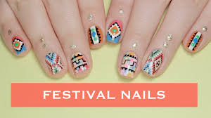 country music nail art images