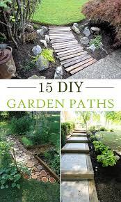 garden paths creative diy garden path ideas