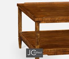 jonathan charles coffee table in french country style pavilion