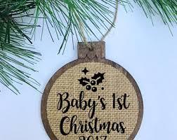 mistletoe ornament etsy
