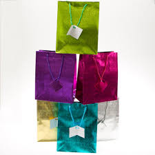 metallic gift bags medium metallic gift bags 677916512226 ebay