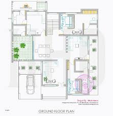 House Plan Best Kerala Nadumuttam House Plans Kerala