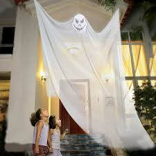 used animated halloween props for sale amazon com 7ft halloween props scary halloween ghost decorations